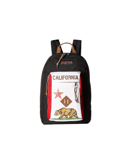 Jansport - Multicolor Reilly (red New California Republic) Backpack Bags for Men - Lyst