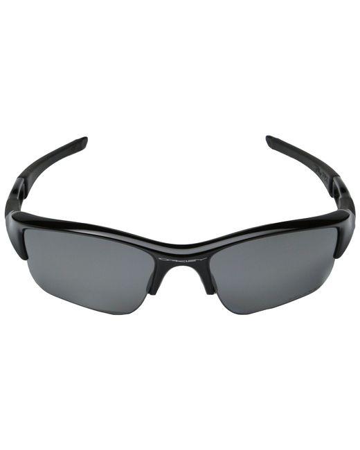 e6dfe6106d ... Oakley - Flak Jacket(r) Xlj Polarized (jet Black black Iridum Polarized  ...