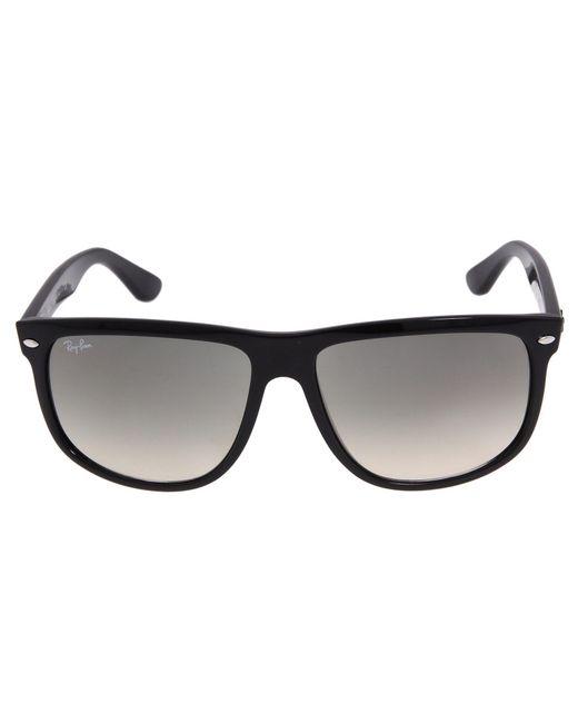 a06f1676ba ... Ray-Ban - Rb4147 Boyfriend (black black) Fashion Sunglasses - Lyst ...