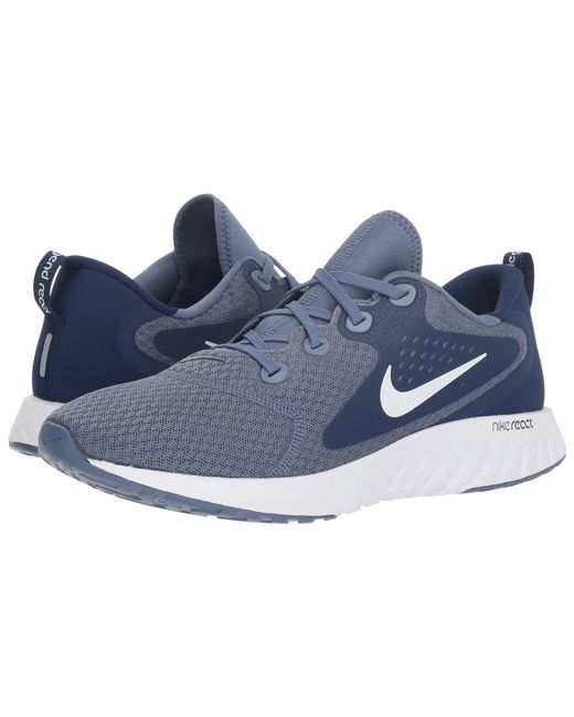 ... wholesale price Lyst - Nike Legend React (blue Force volt black white)  Men s  picked up Lyst - Nike Legend Trainer Cross Training Sneaker ... 76c685bd1