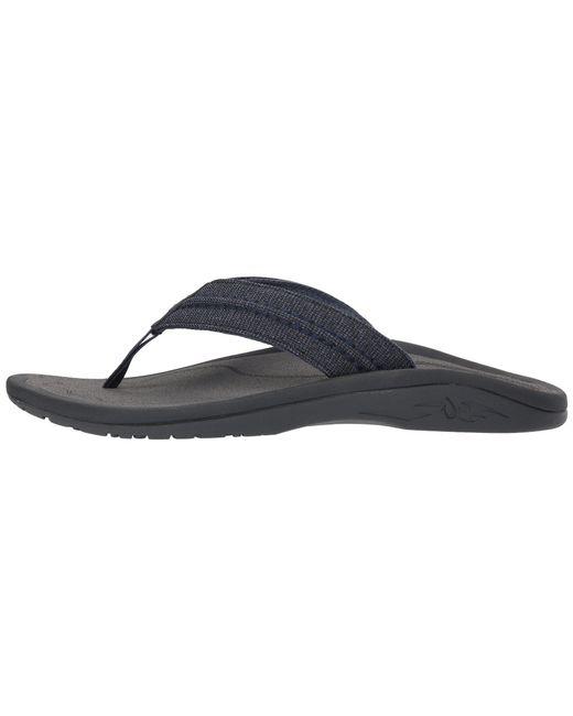95bea1658e7 ... Olukai - Multicolor Hokua Mesh (night dark Shadow) Men s Sandals for  Men ...