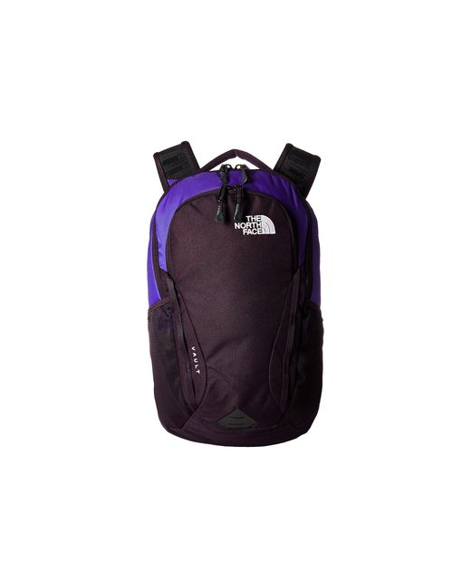 The North Face - Blue Vault Backpack (tnf Black) Backpack Bags - Lyst