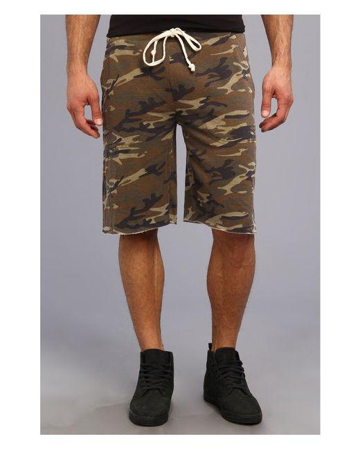 Alternative Apparel - Multicolor Victory Short (dark Navy) Men's Shorts for Men - Lyst