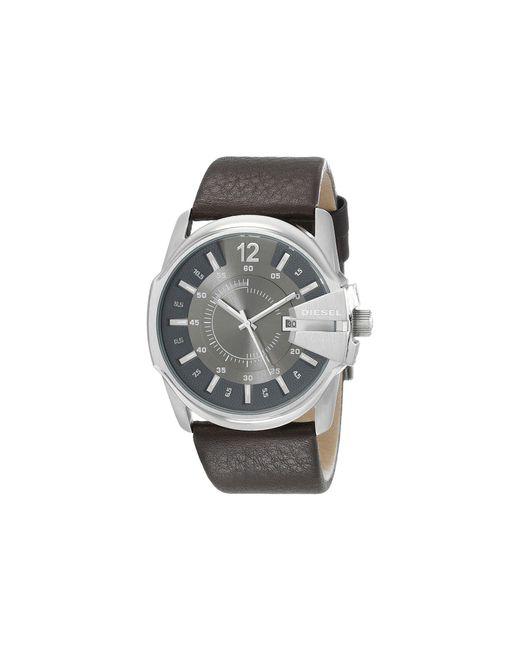 DIESEL Brown Dz1206 Not So Basic Basic Watch