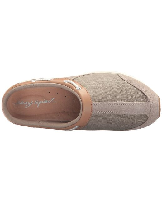 b4ae2a57bf58 Lyst - Easy Spirit Travelport (natural) Women s Slip On Shoes in ...
