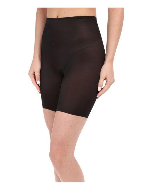 Spanx - Black Skinny Britches Shorts (naked 3.0) Women's Underwear - Lyst