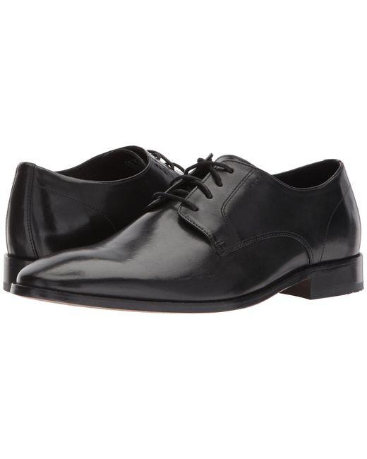 Bostonian - Black Nantasket Fly (dark Tan Leather) Men's Shoes for Men - Lyst