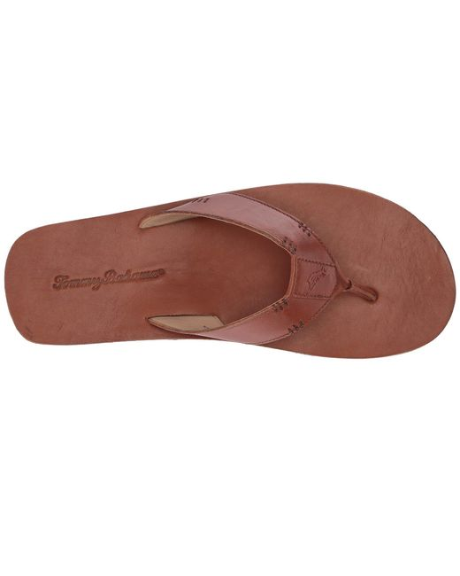 8c8ee0fc9 Lyst - Tommy Bahama Adderly Flip-flop in Brown for Men - Save 29%