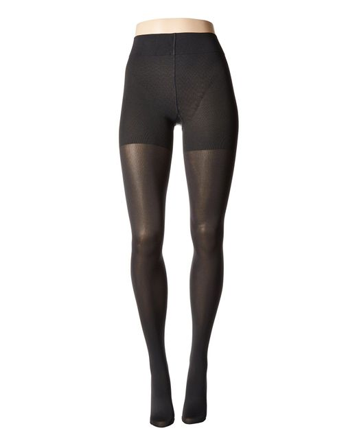 Wolford - Black Velvet De Luxe 66 Control Top Tights - Lyst
