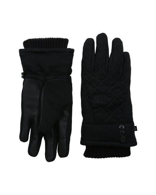 The North Face | Black Caroluna Etiptm Glove | Lyst