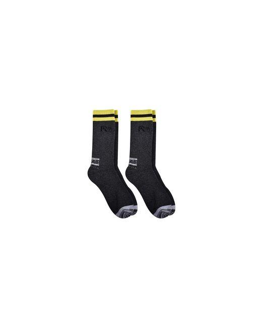 Timberland Gray 2-pack Half Cushion Crew Socks for men