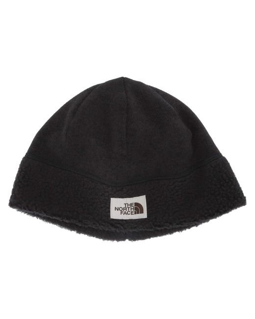 The North Face Gray Sweater Fleece Beanie