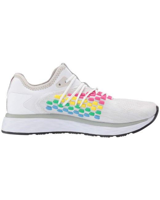 d09759e55a3d01 ... PUMA - White Speed 600 Fusefit Sneaker - Lyst ...