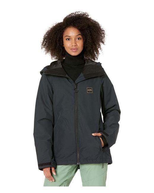 Billabong Black Sula Jacket