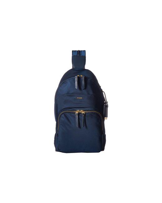 Tumi - Blue Voyageur Nadia Convertible Backpack/sling - Lyst