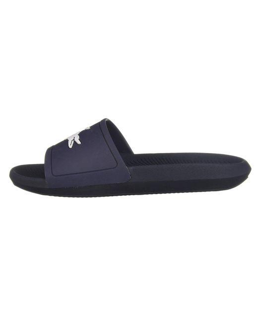 0c2241a04b90 ... Lacoste - Blue Croco Slide 119 1 (green white) Men s Shoes for Men ...
