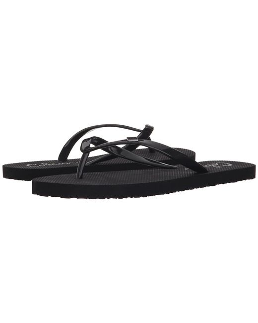 Cobian - Black Cozumel (seafoam) Women's Shoes - Lyst