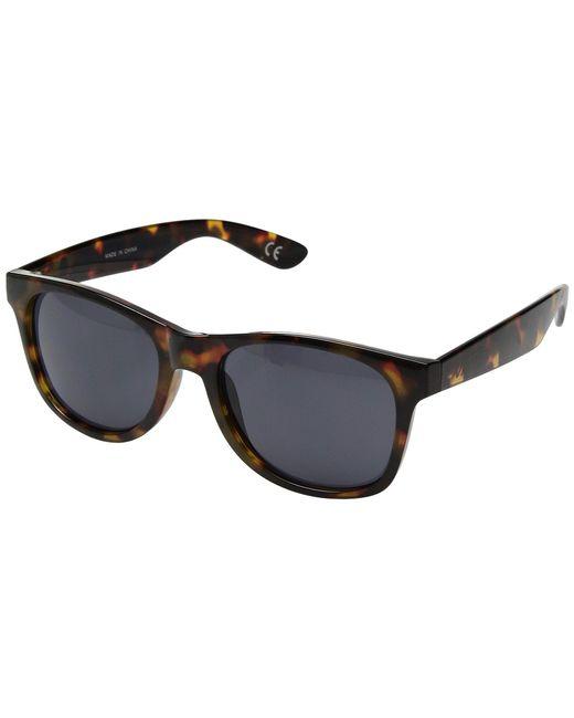 931d4caa6a Vans - Black Spicoli 4 Shades (cheetah Tortoise) Sport Sunglasses - Lyst ...