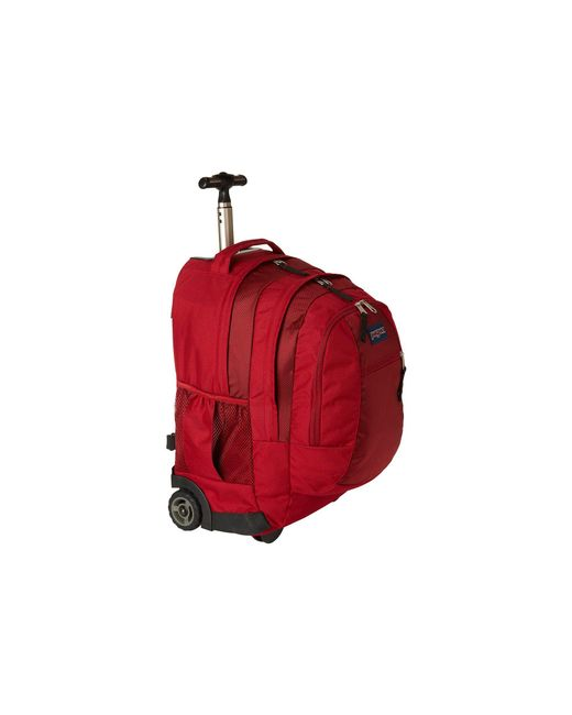 Jansport - Red Driver 8 Wheeled (navy) Backpack Bags for Men - Lyst