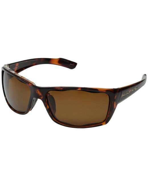 Native Eyewear - Wazee Polarized (maple Tort/brown Polarized Lens) Sport Sunglasses for Men - Lyst
