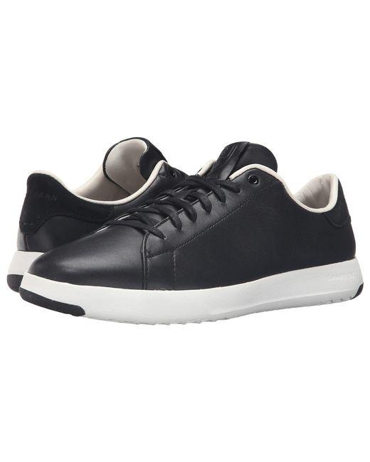 Cole Haan - Grandpro Tennis Sneaker (black/black Camo Embossed) Men's Shoes for Men - Lyst