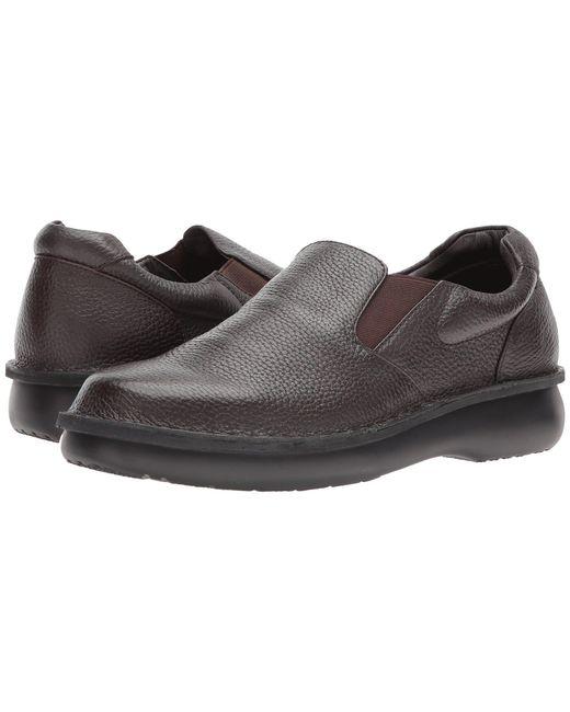 Propet - Galway Walker (black Grain) Men's Shoes for Men - Lyst