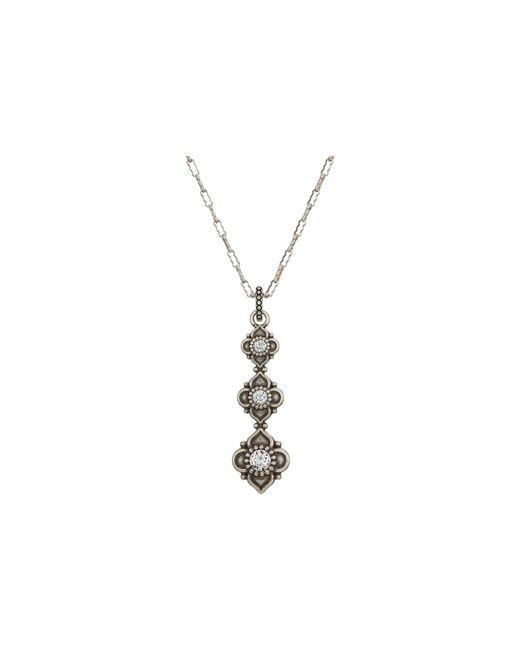 Brighton - Multicolor Alcazar Trio Short Necklace - Lyst