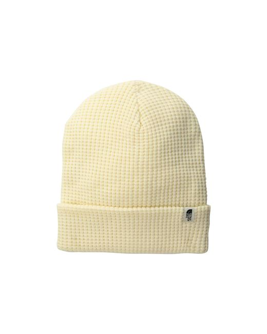 e78cf384c8a The North Face - White Waffle Beanie (faded Rose fig) Beanies for Men