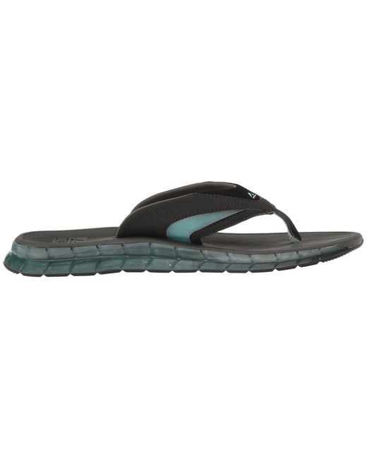45509300075 ... Lyst Reef - Multicolor Boster (charcoal blue) Men s Sandals for Men ...