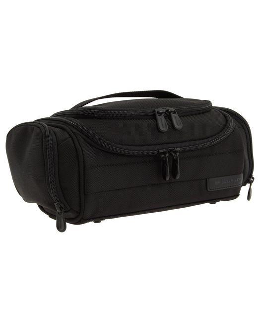 Briggs & Riley - Baseline - Executive Toiletry Kit (black) Toiletries Case - Lyst