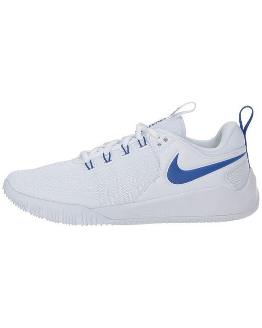 83a4f3aff53 ... Lyst Nike - Zoom Hyperace 2 (white black) Women s Cross Training Shoes  ...