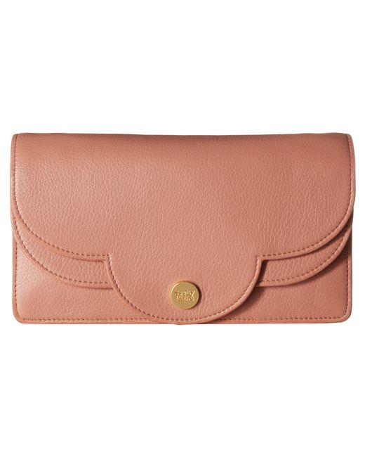 See By Chloé - Multicolor Polina Clutch With Chain - Lyst
