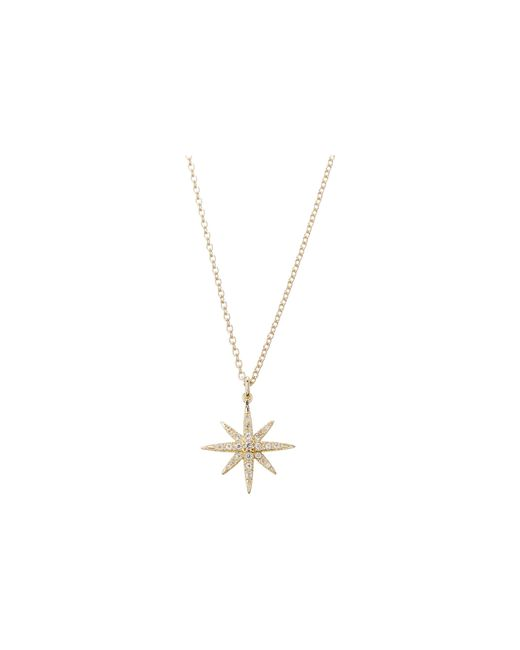 Elizabeth and James | Metallic Compass Rose Pendant | Lyst