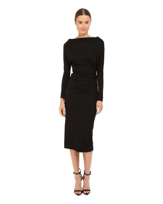 Vivienne Westwood | Black Thigh Dress | Lyst