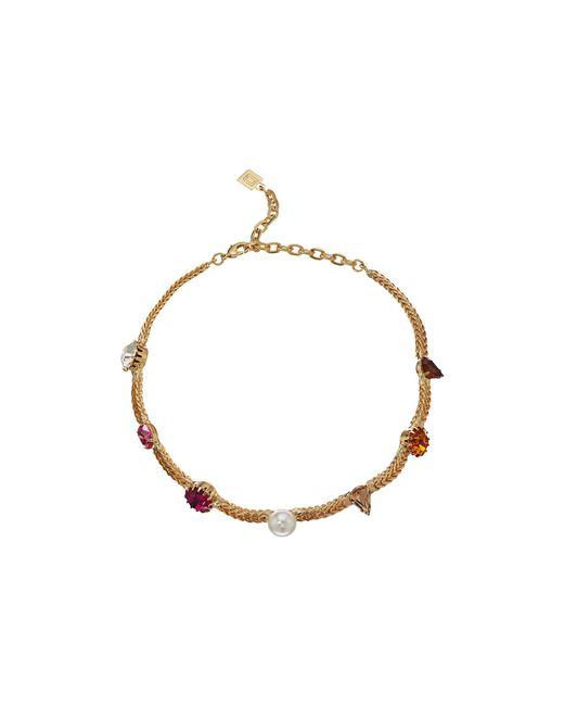 DANNIJO | Metallic Draven Choker Necklace | Lyst