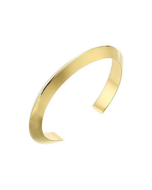 Miansai   Metallic Bell Cuff Bracelet   Lyst