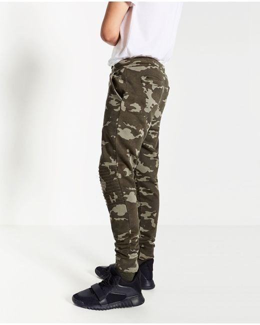 Popular Skinny Camouflage Trousers  Zara  Polyvore