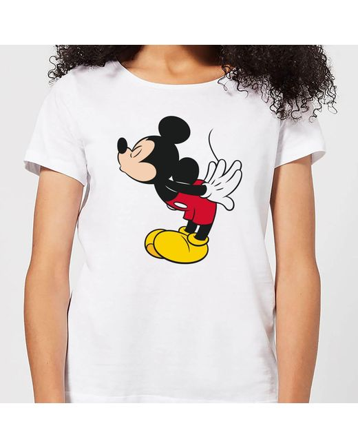 Disney T-Shirt Minnie Mouse Pin Up 100/% Cotone S//M//L