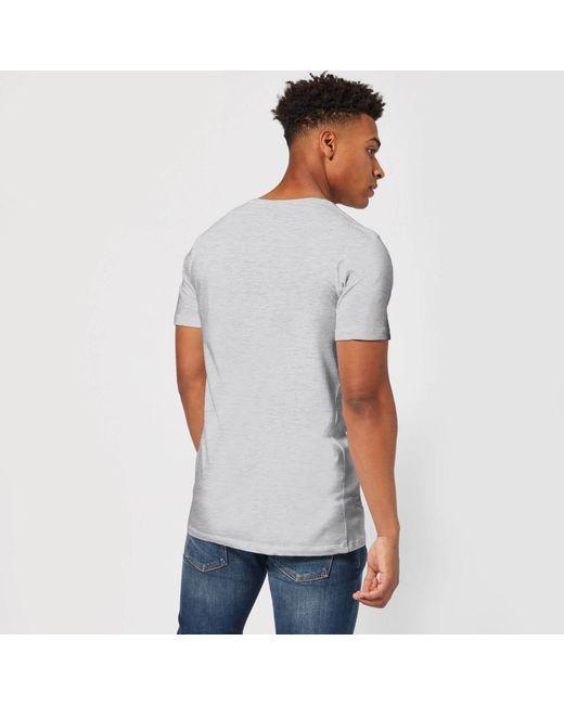 Disney Gray Mickey Cupid T-shirt for men
