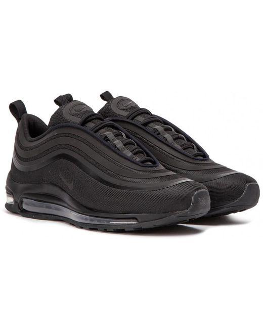 Nike Men's Black Air Max 97 Ul '17/skepta