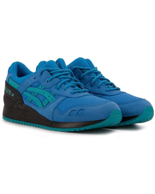 "Asics Men's Red Gel Lyte Iii ""trail Pack"""
