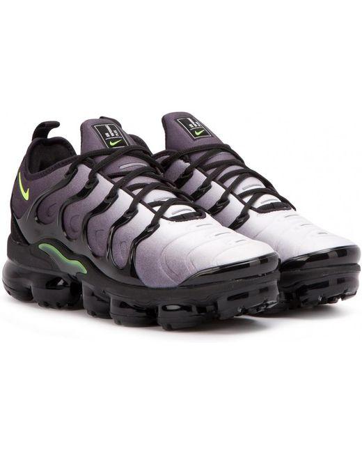 Nike Men's Black Air Vapormax Plus Trainers