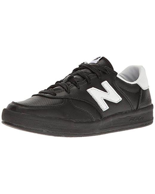 New Balance Men's Black Crt 300 Re