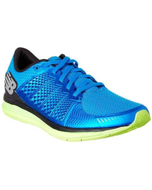 New Balance Blue Men's Performance Running Shoe
