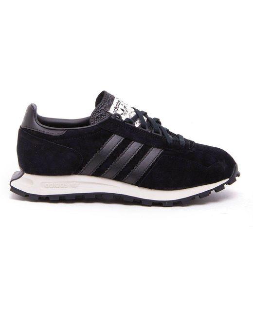 adidas Originals Men's Black Eqt Adv Racing Sneakers