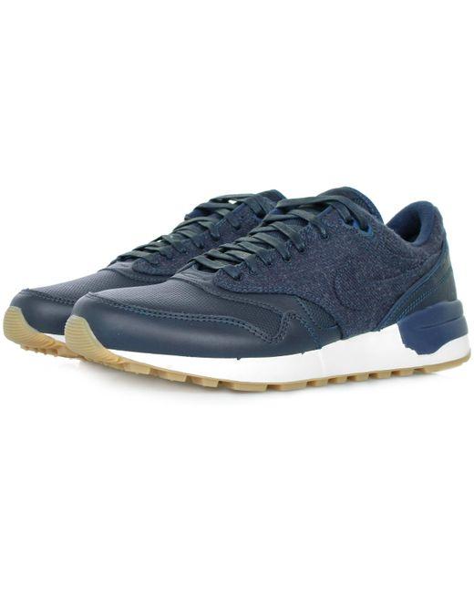 Nike Men's Air Odyssey Lx Black Shoe 806811