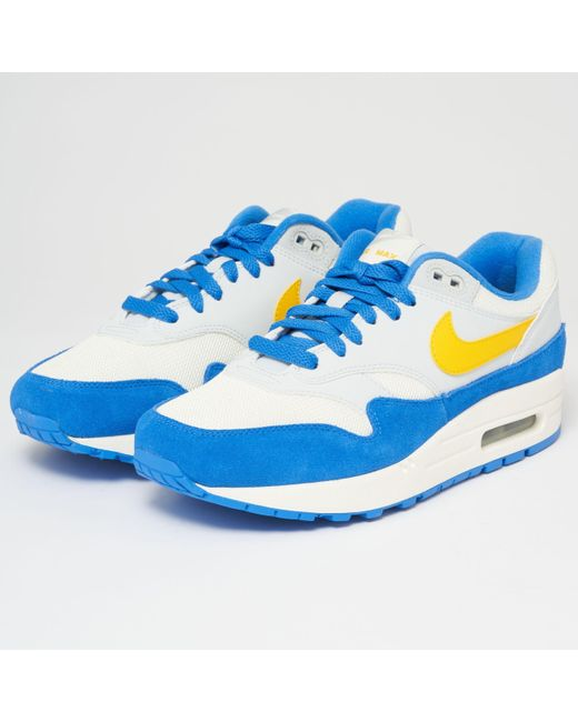 Nike Men's Blue Air Max 1