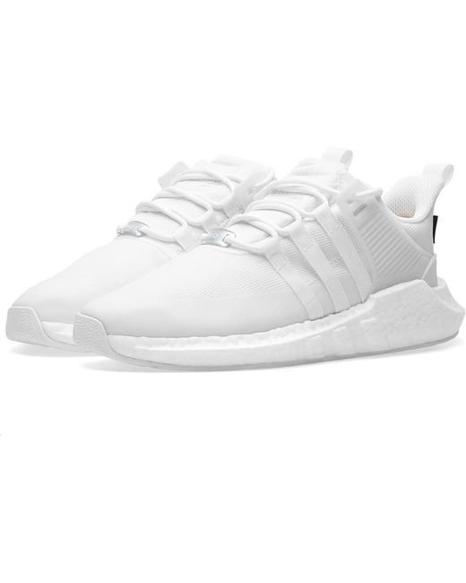 adidas Men's White Eqt Support 93/17 Gtx