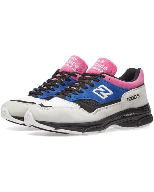 New Balance Men's Blue 991 Made In England