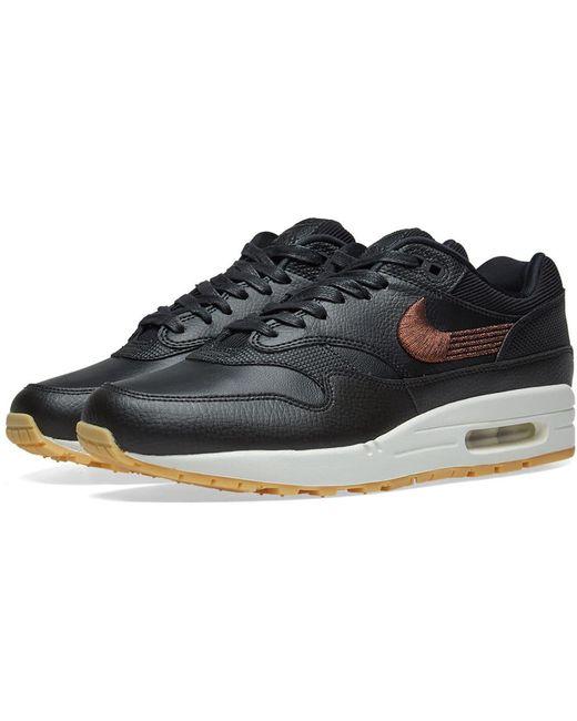 Nike Men's Black Air Max '97 Premium